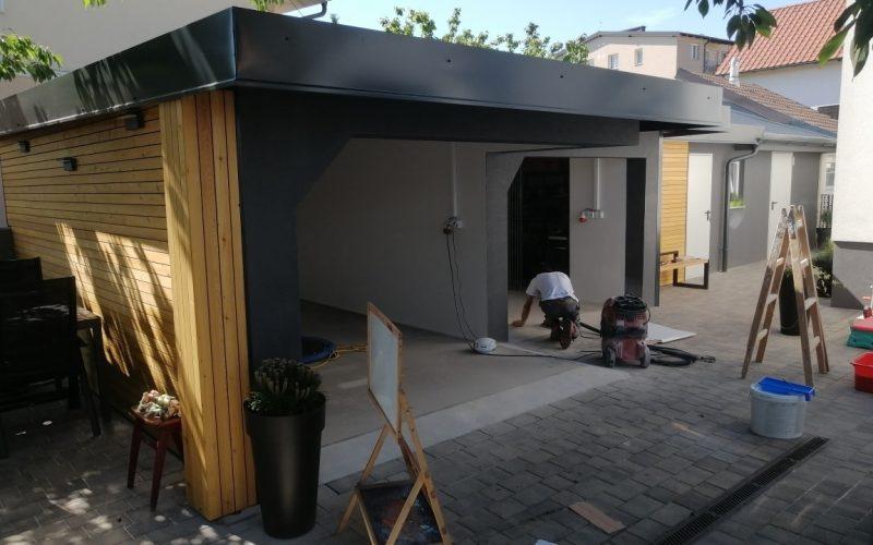 prenova garaže