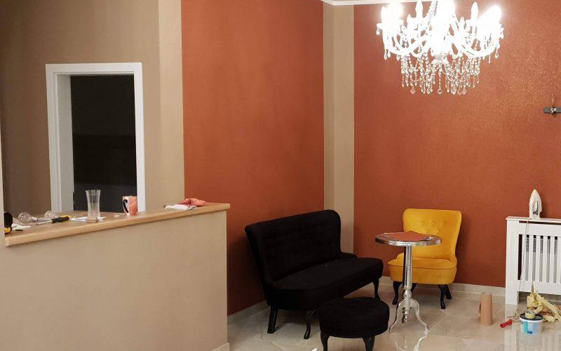 prenova frizerski salon